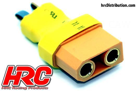XT90 Stecker zu Ultra T Battery Stecker HRC Racing Adapter